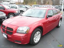 2005 inferno red crystal pearl dodge magnum se 22206784