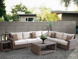 Outdoor Sectional Sofa Lovable Indoor Outdoor Sectional Sunset West Coronado 6 Piece