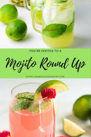 raspberry mojito recipe mojito recipe variation round up ramshackle pantry
