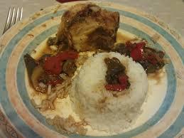 comment cuisiner le congre poisson i cuisine le poisson du jour darnes de congre aux poivrons