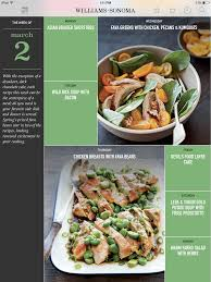 the williams sonoma recipe of the day app has arrived williams