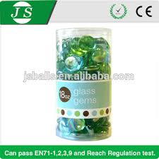 Coloured Glass Beads For Vases Beautiful Decorative Coloured Flat Glass Pebbles For Vases And
