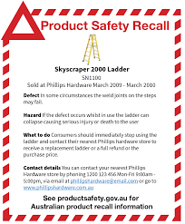 defect report template doc recall advertisement templates product safety australia sample recall notice