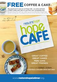 hope coffee shop restore hope latimer