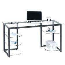 bureau metal et verre bureau pour informatique bureau verre metal bureau verre but 15