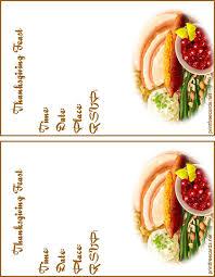 thanksgiving invitation template diabetesmang info