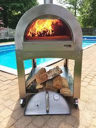 amazon com ilfornino professional series wood fired pizza oven