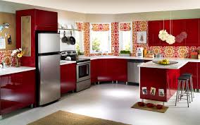 bathroom red kitchen cabinets kitchen cabinets red deer u201a dark