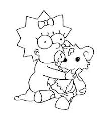 simpson coloring pages the simpsons coloring pages wallpaperxy com cartoon