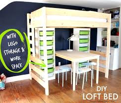 Cheap Loft Bed Design by Desk Savannah Storage Loft Bed With Desk Manual Rack Furniture
