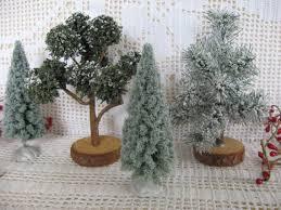 4 mini trees mini tree set hostess