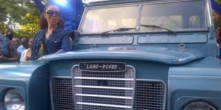 old land rover truck bbc autos in jamaica bob marley u0027s old land rover rides again