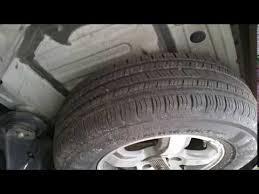 honda pilot spare tire 2006 honda pilot with size spare tire no more small donut