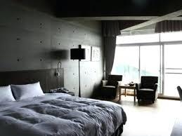 chambre a coucher noir et blanc chambre noir blanc peinture blanche chambre un intacrieur tout en