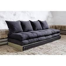 matelas futon canapé canapé convertible au meilleur prix banquette convertible tatami