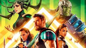 thor ragnarok poster thor has a new weapon and it is not the