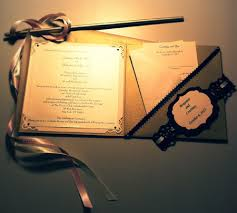 Wedding Invitations How To Diy Elegant Wedding Invitations Vertabox Com
