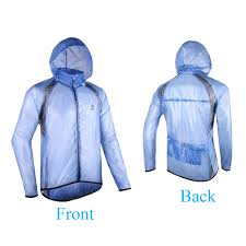 windproof cycling jacket super thin men waterproof windproof cycling rain coat running