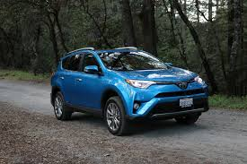 crossover toyota 2016 toyota rav4 hybrid review u2013 the crossover unicorn