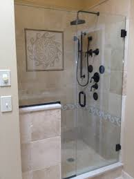 glass panel shower door glass shower door gallery franklin glass company