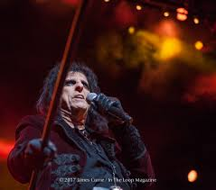 in the loop magazine alice cooper hollywood casino amphitheatre