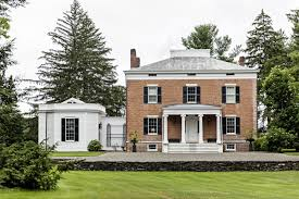 in the hudson river valley a family legacy in riverfront mansions