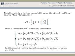 rational trigonometry applied to robotics ppt video online download