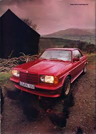 mercedes w123 amg vwvortex com mercedes w123 celebrates 40 years of greatness