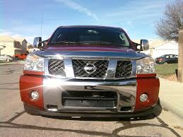 nissan armada rear this is what a belltech lowering kit looks and rides like
