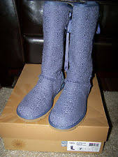 womens ugg lo pro boot black ugg heirloom lace up ebay