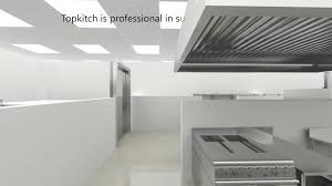 commercial high efficiency good industrial design fast food