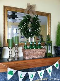 s day decorations for home st s day house decorations house and home design
