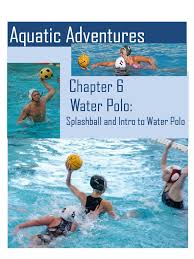 beginner water polo manual anatomical terms of motion referee