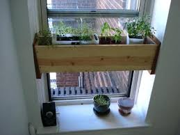 indoor windowsill planter windowsill planter box wall planter boxes box herb garden indoor