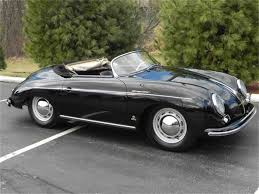 porsche speedster kit car 1955 porsche speedster for sale classiccars com cc 787153