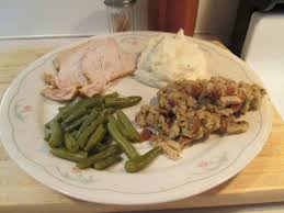 thanksgiving stuffed turkey breast stove top stuffing my meals are on wheels