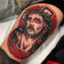 old jesus tattoo google search ink i love pinterest