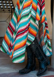 Double D Ranch Clothing Double D Ranch Spring 2016 Pachamama Serape Long Skirt Products