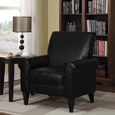 Black Accent Chair Chairs Inspiring Leather Accent Chairs Leather Accent Chairs