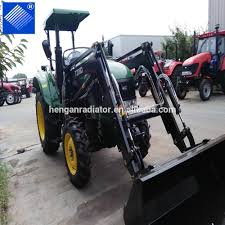 4wd 40hp tractor with front end loader and backhoe 4wd 40hp