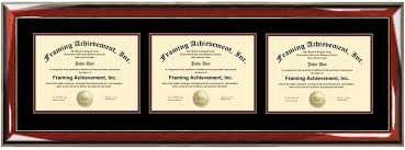 diploma framing diploma frame horizontal certificate frames
