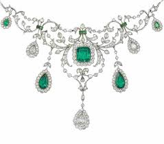 diamond emerald necklace images 230 best emeralds necklaces pendants images jpg