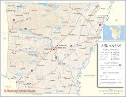 us map with arkansas arkansas reference map razorbacks arkansas usa