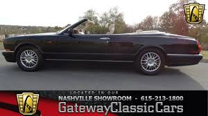 2009 bentley azure 2001 bentley azure convertible gateway classic cars nashville 371