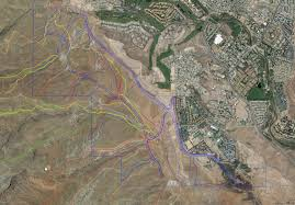 Google Map Utah by Green Valley Gap Biking Ohv Area Slated For Development Bike