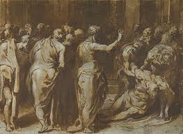 la chambre haute bible mourir d ennui la mort résurrection d eutyque
