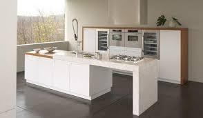 cuisines snaidero terra by snaidero design white painted ash and satin teak