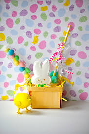 Homemade Easter Baskets by Homemade Easter Basket Save The Date For Cupcakes