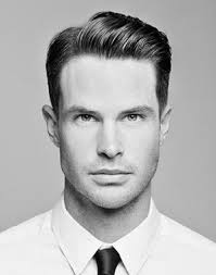 fine gray hair wide forehead best hair styles for corporate men