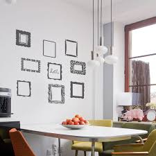 Wall Picture Frames by Deluxemodern Studio Frame Wall Decal Set
